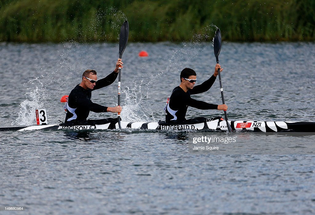 Olympics Day 10 - Canoe Sprint