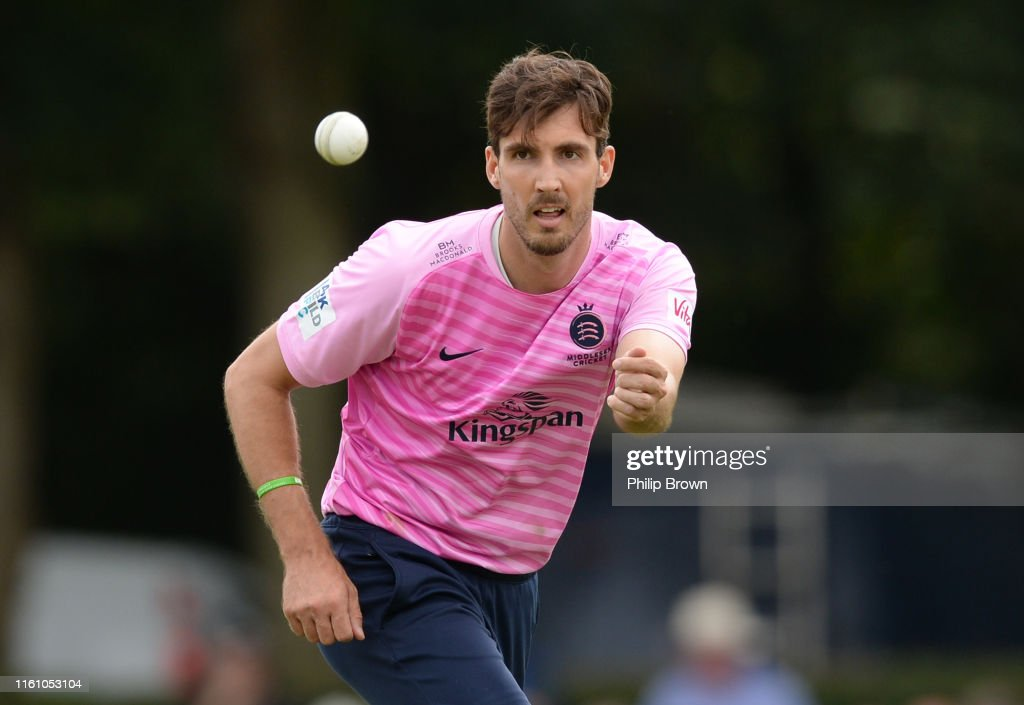 Middlesex v Gloucestershire Vitality T20 Blast : News Photo