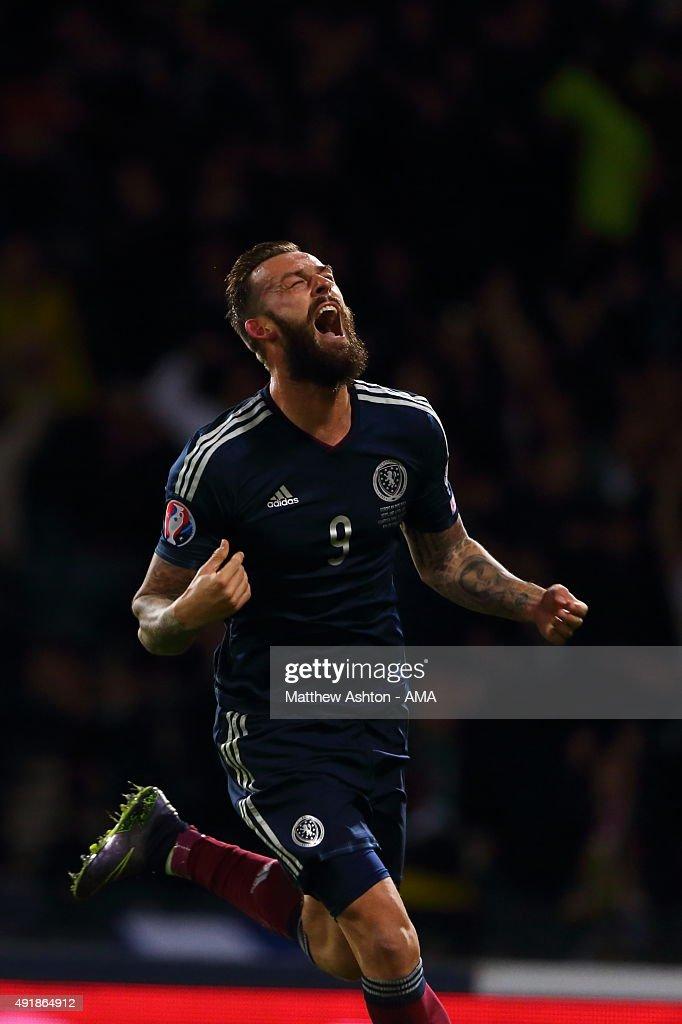 Scotland v Poland - UEFA EURO 2016 Qualifier : News Photo