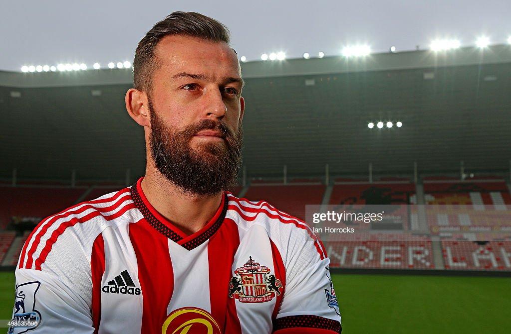 Sunderland Team Photo Shoot : News Photo