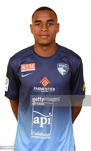 Steven FORTES Portrait Officiel Le Havre Emmanuel Lelaidier / HAC / Icon Sport/MB Media