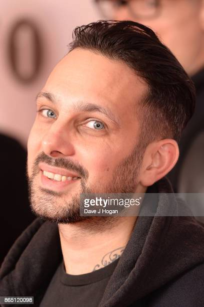 Steven Frayne aka Dynamo attends the BBC Radio 1 Teen Awards 2017 at Wembley Arena on October 22 2017 in London England