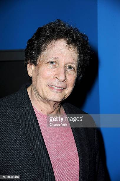 Steven Friedman attends 'Phalaris's Bull Solving The Riddle Of The Great Big World' opening night at Beckett Theatre on December 17 2015 in New York...