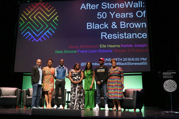 NY: After Stonewall 50 Years Of Black & Brown Resistance