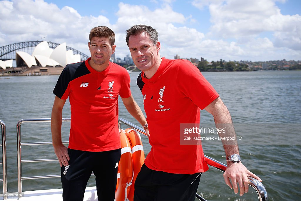 Liverpool Legends in Sydney : News Photo