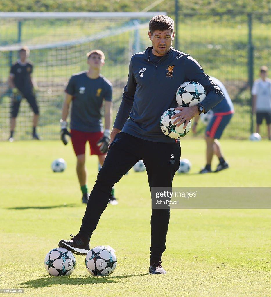 In Profile: Steven Gerrard