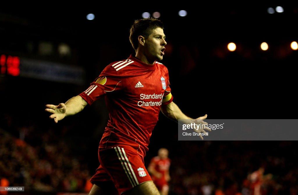 Liverpool v SSC Napoli - UEFA Europa League