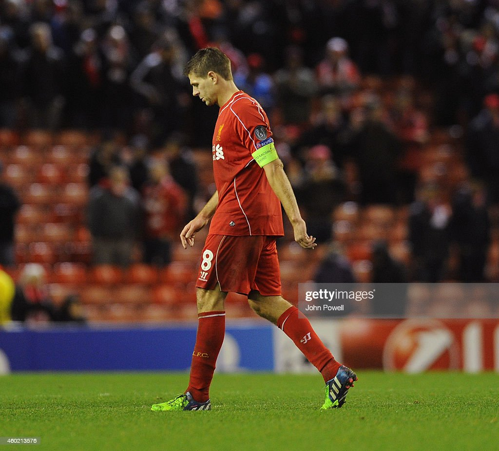 Liverpool FC v FC Basel 1893 - UEFA Champions League : News Photo