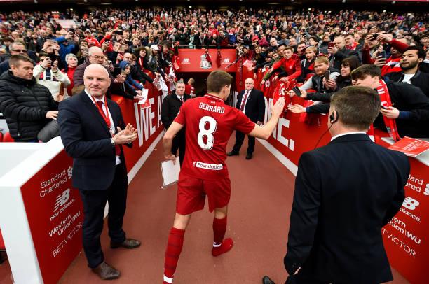 Liverpool FC Legends v AC Milan Glorie - Friendly