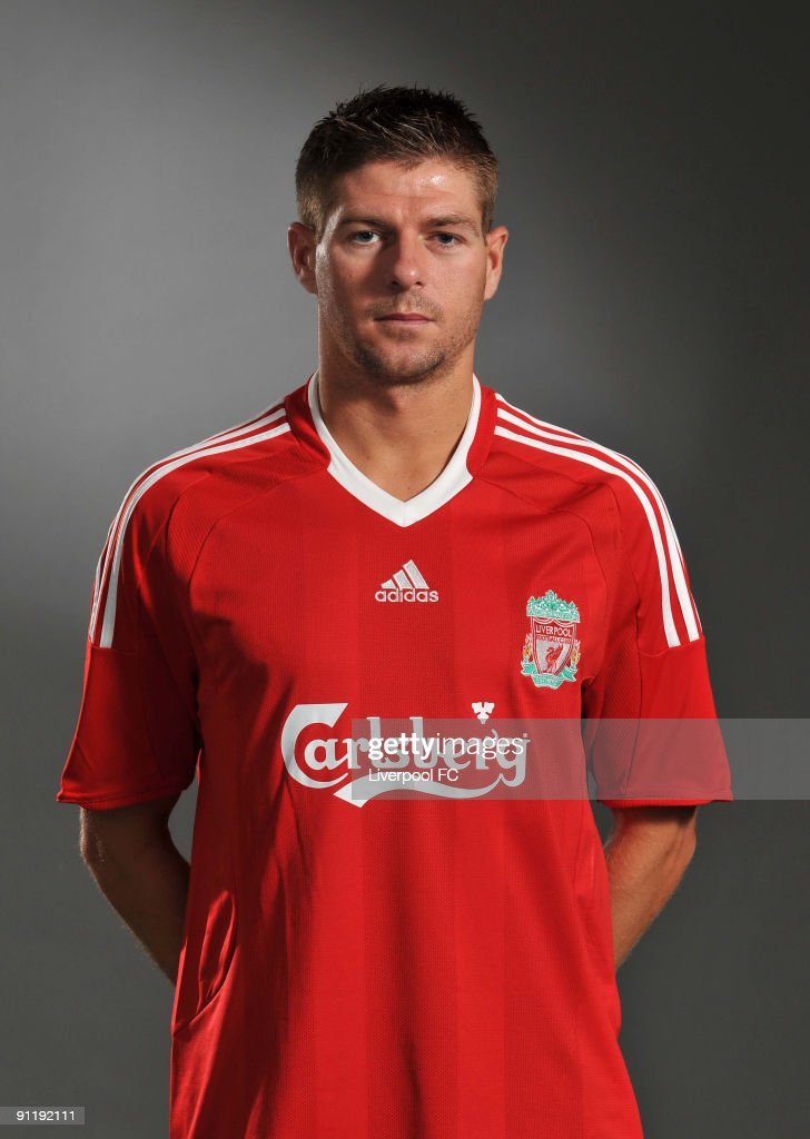Liverpool FC Portraits - 2009/2010 Season