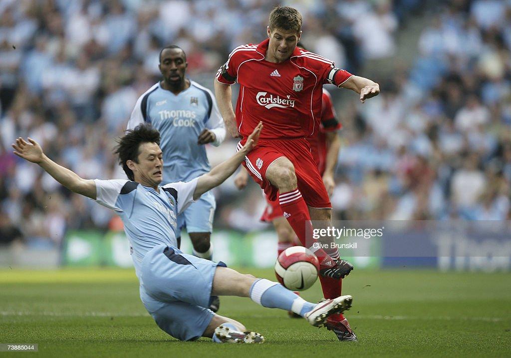 Manchester City v Liverpool : News Photo