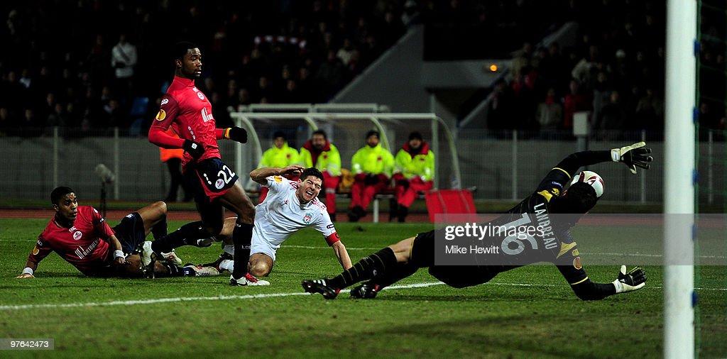 Lille v Liverpool - UEFA Europa League