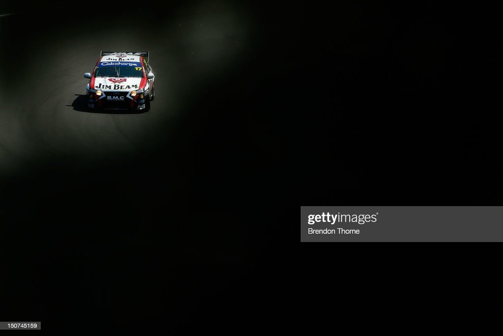 V8 Supercars Round Nine - Qualifying And Race