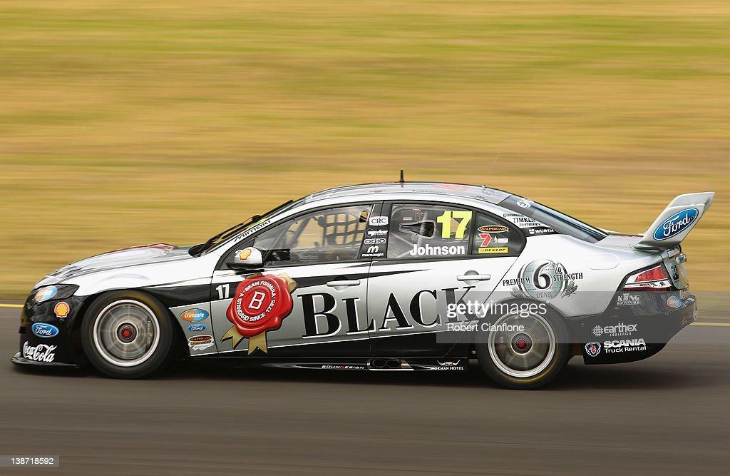 V8 Supercars Test Day