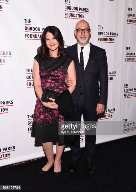 Steven Kasher attends the 2017 Gordon Parks Foundation Awards Gala at Cipriani 42nd Street on June 6 2017 in New York City