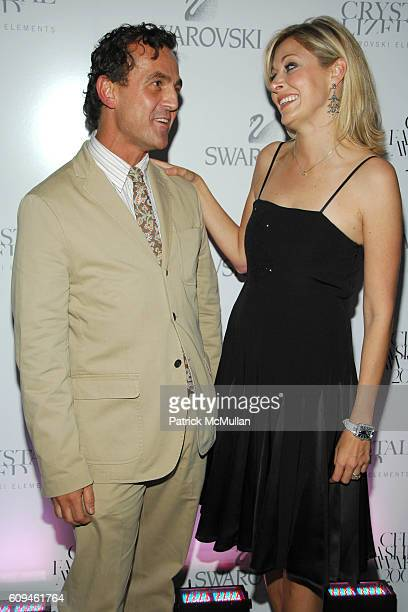 aa8e0f69c Steven Kolb and Nadja Swarovski attend Swarovski CFDA Nominee Honoree  Dinner at Top of the Rock