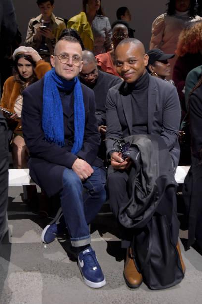 NY: Sukeina - Front Row - February 2020 - New York Fashion Week: The Shows