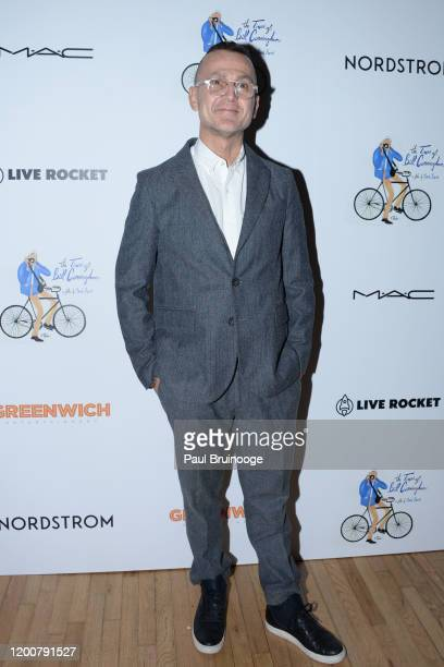 Steven Kolb attends MAC Nordstrom And The CFDA Host A Special Screening Of The Times Of Bill Cunningham at Angelika Film Center on February 13 2020...