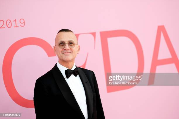 Steven Kolb attends the CFDA Fashion Awards at the Brooklyn Museum of Art on June 03, 2019 in New York City.