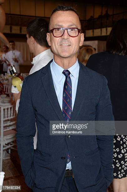 Steven Kolb attends The Couture Council of The Museum at the Fashion Institute of Technology hosted luncheon honoring Michael Kors with the 2013...
