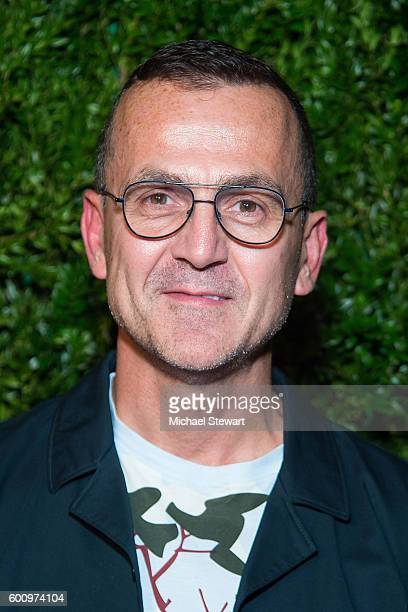 Steven Kolb attends the Saks Downtown x Vogue event at Saks Downtown on September 8 2016 in New York City