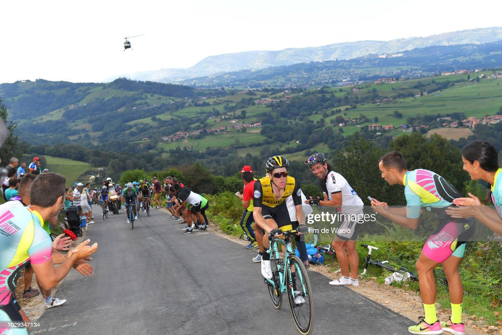 Cycling: 73rd Tour of Spain 2018 / Stage 14 : News Photo