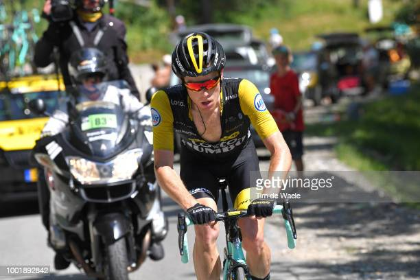 Steven Kruijswijk of The Netherlands and Team LottoNL - Jumbo / during the 105th Tour de France 2018, Stage 12 a 175,5km stage from...