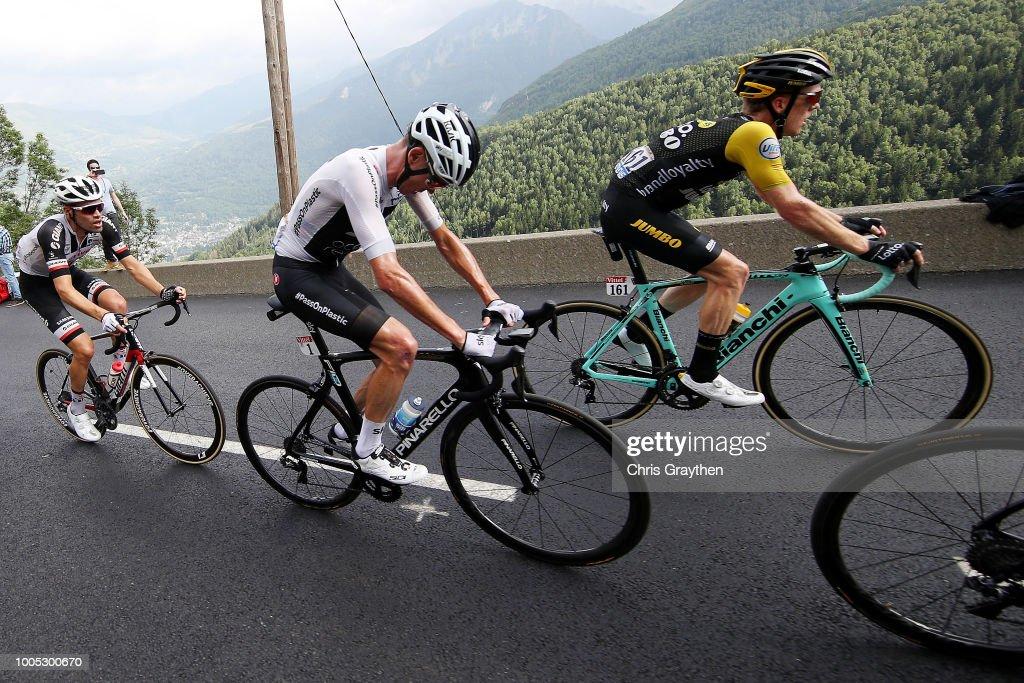 Cycling: 105th Tour de France 2018 / Stage 17 : ニュース写真