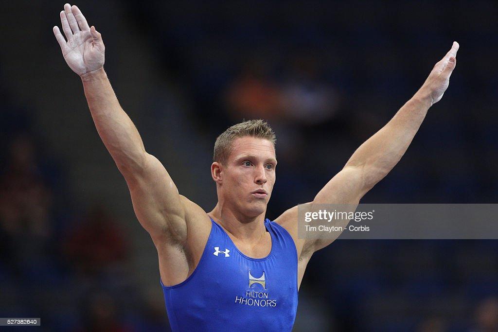 The 2013 P&G Gymnastics Championships, USA Gymnastics National Championships. : ニュース写真