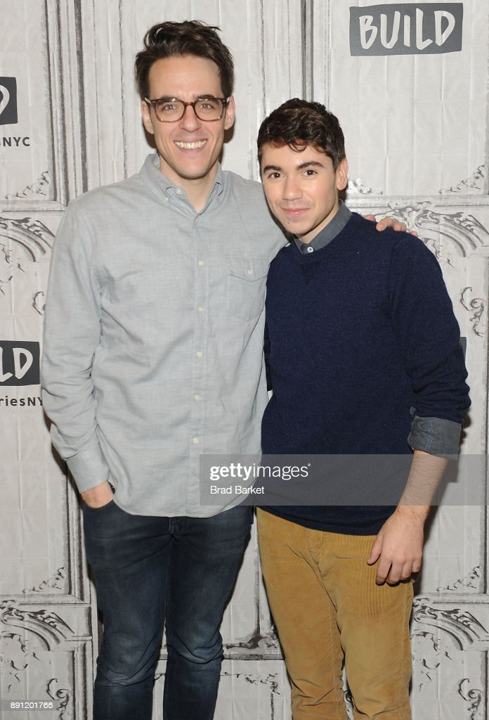 "Build Presents Noah Galvin & Steven Levenson Discussing ""Dear Evan Hansen"""