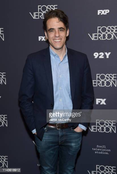 Steven Levenson attends the 'Fosse/Verdon' Screening And Conversation at 92nd Street Y on April 18 2019 in New York City