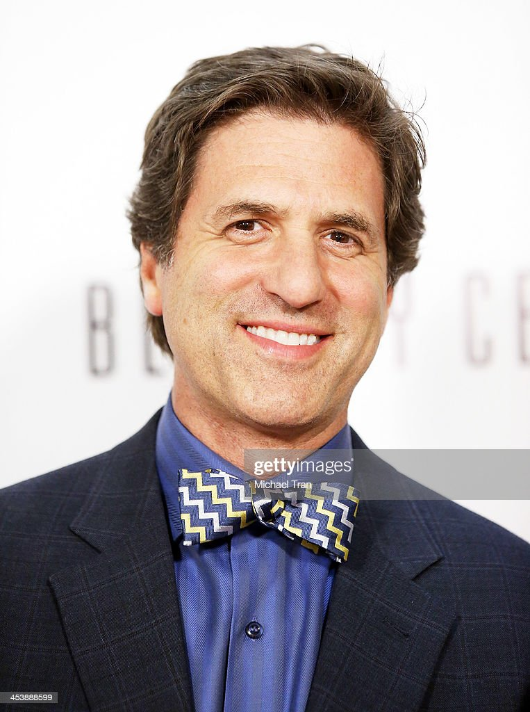 Steven Levitan arrives at the 'Tie The Knot' pop-up store opening held at The Beverly Center on December 5, 2013 in Los Angeles, California.