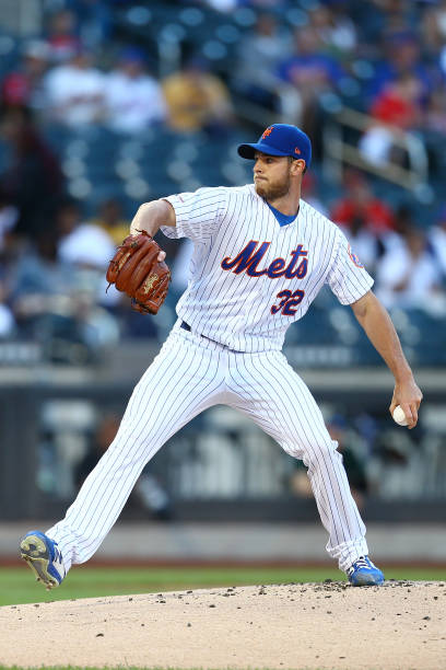 NY: St Louis Cardinals  v New York Mets