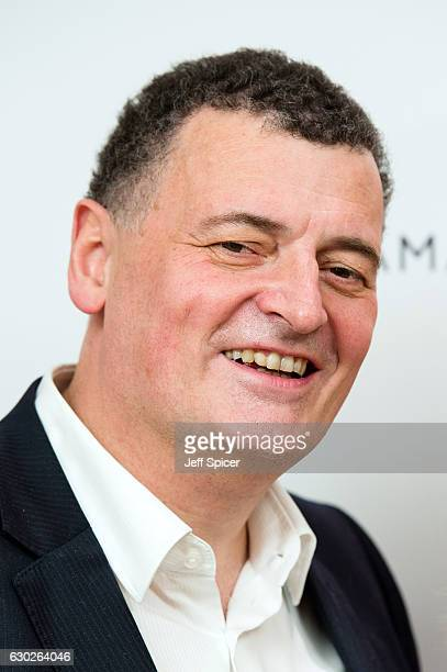Steven Moffat attends a screening of the Sherlock 2016 Christmas Special at Ham Yard Hotel on December 19, 2016 in London, England.