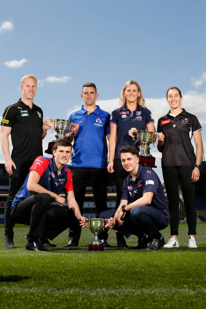 AUS: 2019 AFL Victoria Grand Finals Press Conference