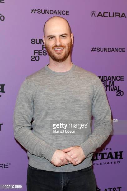 Steven Moyer attends the 2020 Sundance Film Festival La Leyenda Negra Premiere at Egyptian Theatre on January 27 2020 in Park City Utah