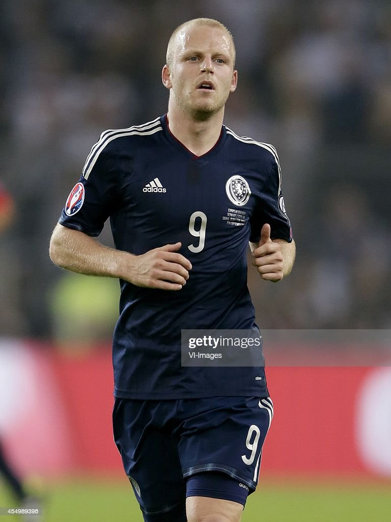 "EURO 2016 qualifying match - ""Germany v Scotland"" : News Photo"