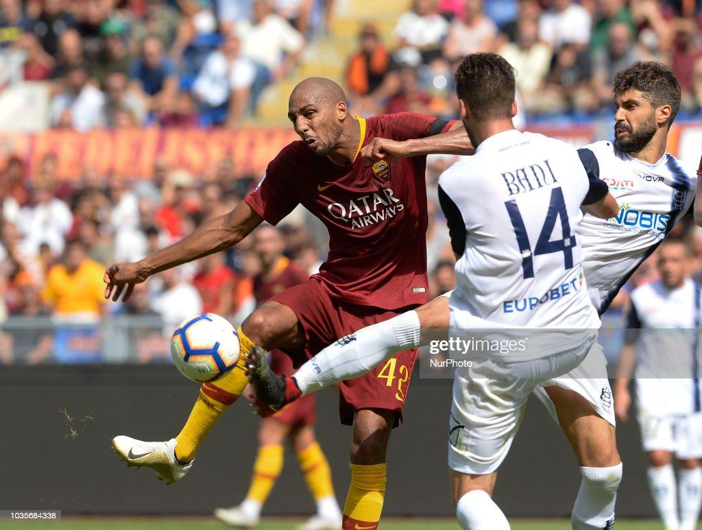 AS Roma v Chievo Verona - Serie A : News Photo