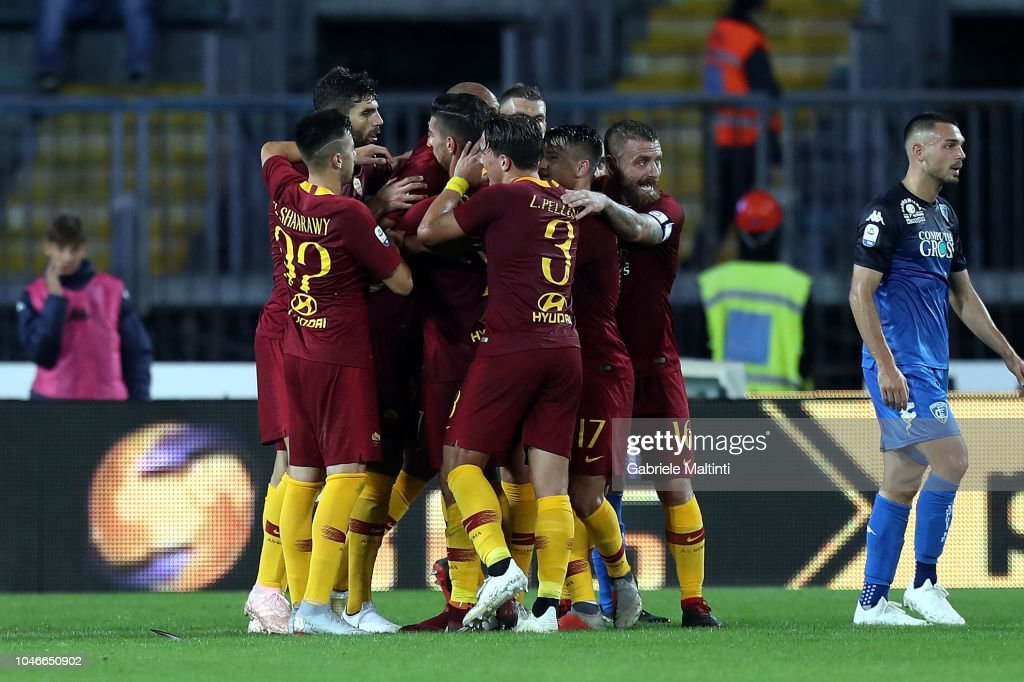 Empoli v AS Roma - Serie A : News Photo