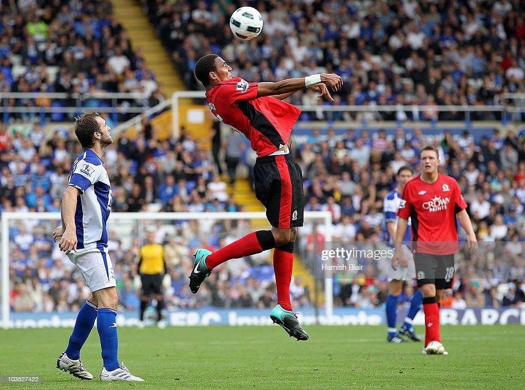 Birmingham City v Blackburn Rovers - Premier League