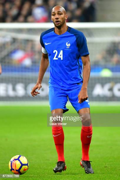 Steven Nzonzi of France during the international friendly match between France and Wales at Stade de France on November 10 2017 in Paris France