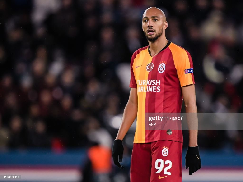 "UEFA Champions League""Paris St Germain v Galatasaray AS"" : News Photo"
