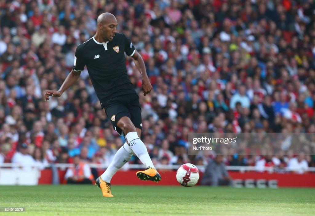 Arsenal v Sevilla FC - Emirates Cup : News Photo