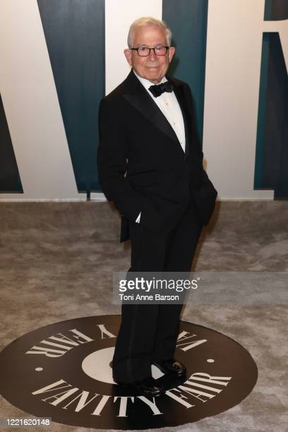 Steven O. Newhouse attends the 2020 Vanity Fair Oscar Party at Wallis Annenberg Center for the Performing Arts on February 09, 2020 in Beverly Hills,...