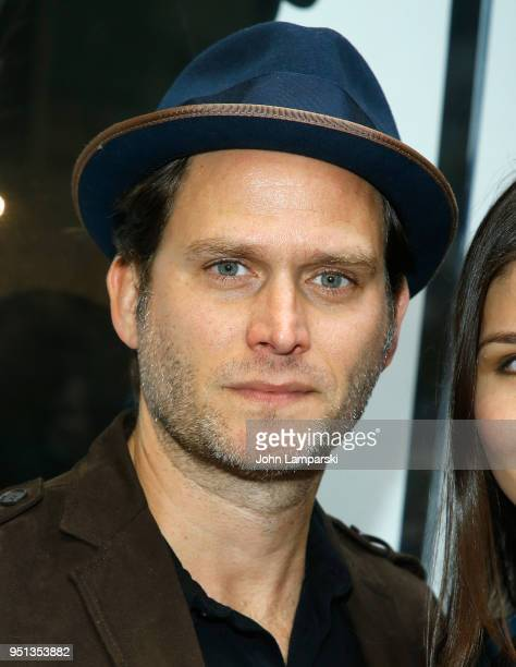 Steven Pasquale attends 'Saint Joan' Broadway Opening Night at Samuel J Friedman Theatre on April 25 2018 in New York City