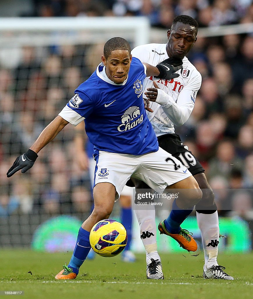 Fulham v Everton - Premier League