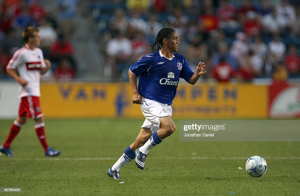 Everton FC v Chicago Fire : News Photo