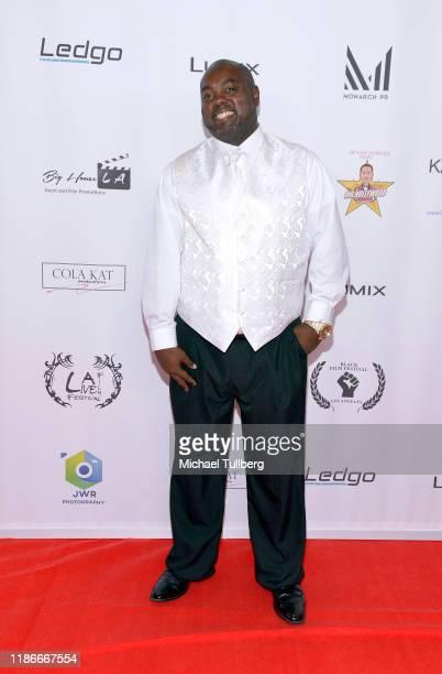 Steven Price attends the Kash Hovey and Friends Film Block at Film Fest LA at Regal Cinemas LA LIVE Stadium 14 on November 09 2019 in Los Angeles...