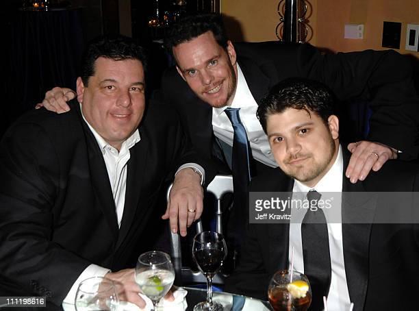 Steven R. Schirripa, Kevin Dillon and Robert Iler *EXCLUSIVE*