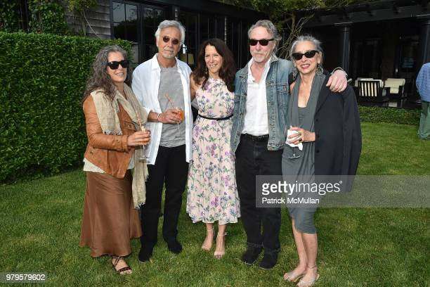 Steven Reiner Stephanie Reiner Karen Pearl Gland Bard and Dierdre Guest attend The 18th Annual Midsummer Night Drinks Benefiting God's Love We...